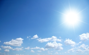 The Sun, featured here in the upper right.  The missing piece of the global warming puzzle, previously missed by scientists.